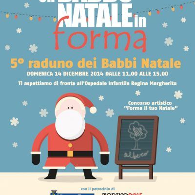 Raduno dei Babbi Natale 2014: al via la distribuzione del kit da Babbo Natale
