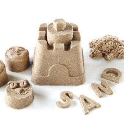 Le Nuove Mamme raccontano la sabbia cinetica