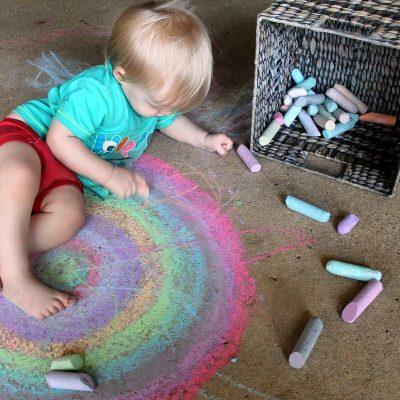 Perché disegnare è importante per il bambino?