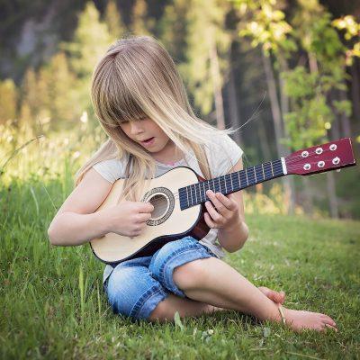 La musica dai 3 ai 6 anni
