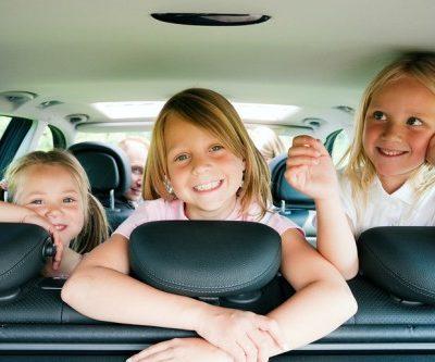 Giochi da fare in macchina con i bambini