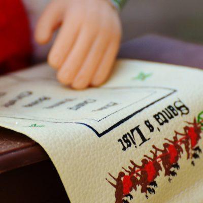 Dal salotto pedagogico: la letterina a Babbo Natale