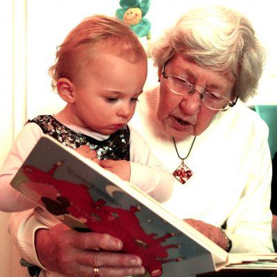 Leggere ad alta voce ai bambini è un gesto d'amore!