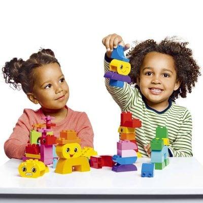 Quali sono i giochi adatti a un bambino di 3 anni?