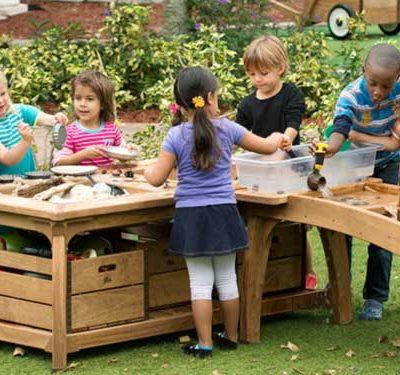 """Scuola dell'Infanzia: il ritorno al """"Giardino di bambini"""""""