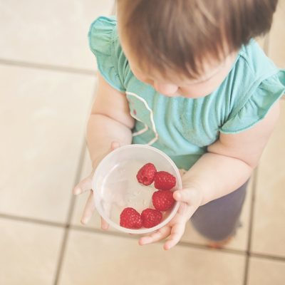Frutta e verdure nelle scuole