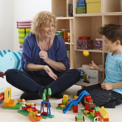 LEGO® Education: l'importanza dell'immaginazione e della creatività