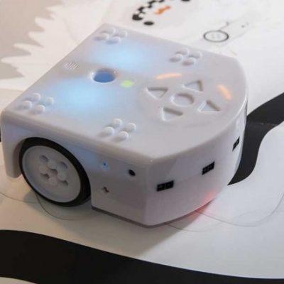 Thymio, il robot giocattolo per bambini
