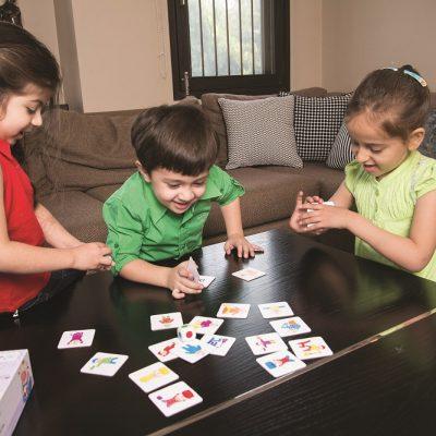 Spazio al gioco educativo: i giochi di società per bambini Chalk and Chuckles!