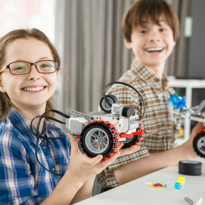 La roboticaeducativa… che cos'è?
