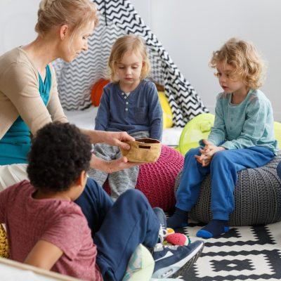 I 5 migliori giochi di società per bambini dai 3 ai 6 anni