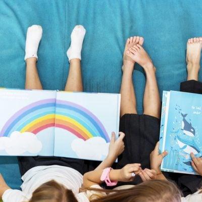 Libri per bambini: da 0 a 10 anni