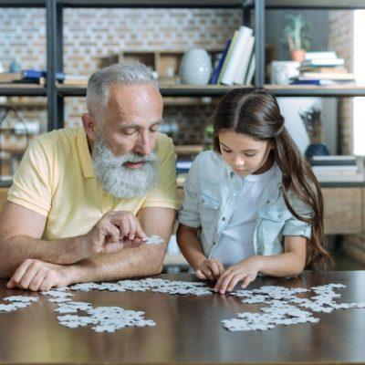 Puzzle per bambini dai 3 ai 6 anni: tante abilità in un solo gioco