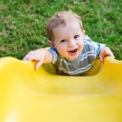 Scivoli per bambini: giochi da giardino