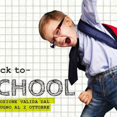 Back to School 2019: raccolta fondi per la scuola