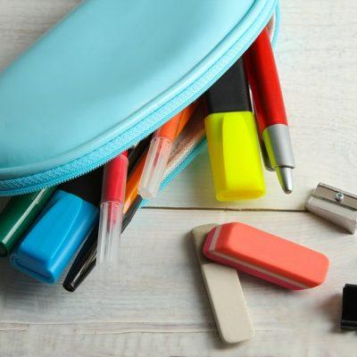 L'astuccio perfetto: cosa mettere nell'astuccio di scuola