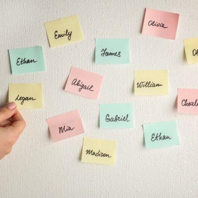 Nome bambino: ecco 6 consigli per scegliere quello giusto