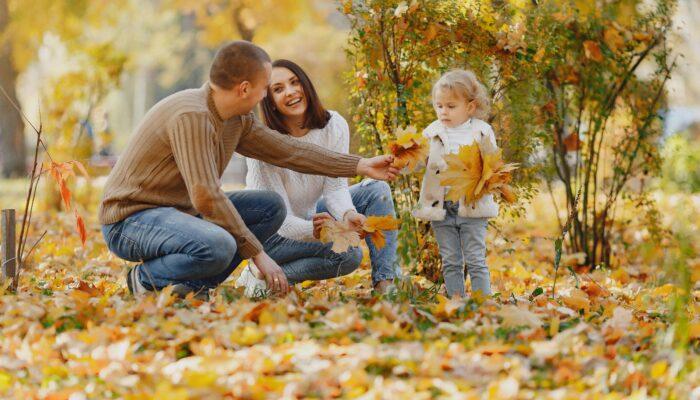 Foliage in Italia: dove mostrare l'autunno ai bambini