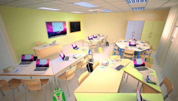 Scuola e adeguamento degli spazi