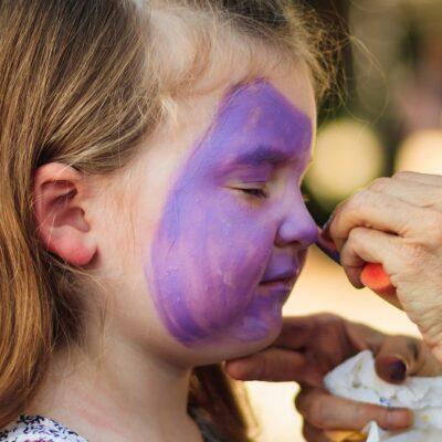 Trucco per bambini: divertirsi in sicurezza