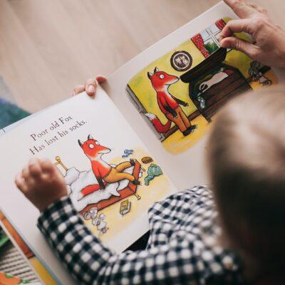 5 libri per insegnare ai bambini a leggere