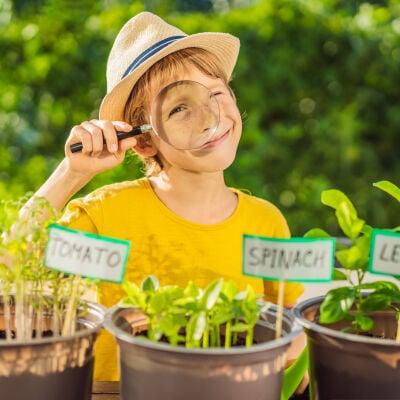 7 giochi da fare in giardino