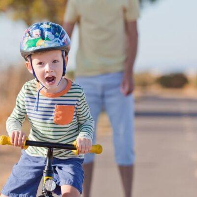 imparare ad andare in bici senza rotelle 1 400x400