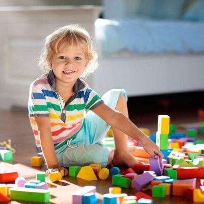 Costruzioni per bambini: un esercizio di creatività