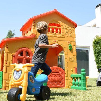 Casette per bambini: giocare e crescere
