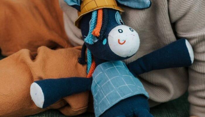 Peluche: quando è nato e perché é importante per i piccoli