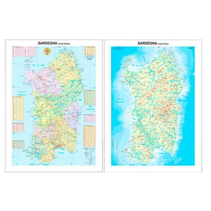 Immagini Della Cartina Geografica Della Sardegna.1nqojtun2idy1m